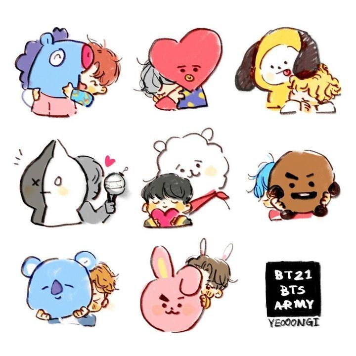 FanArts BTS - YoonMin