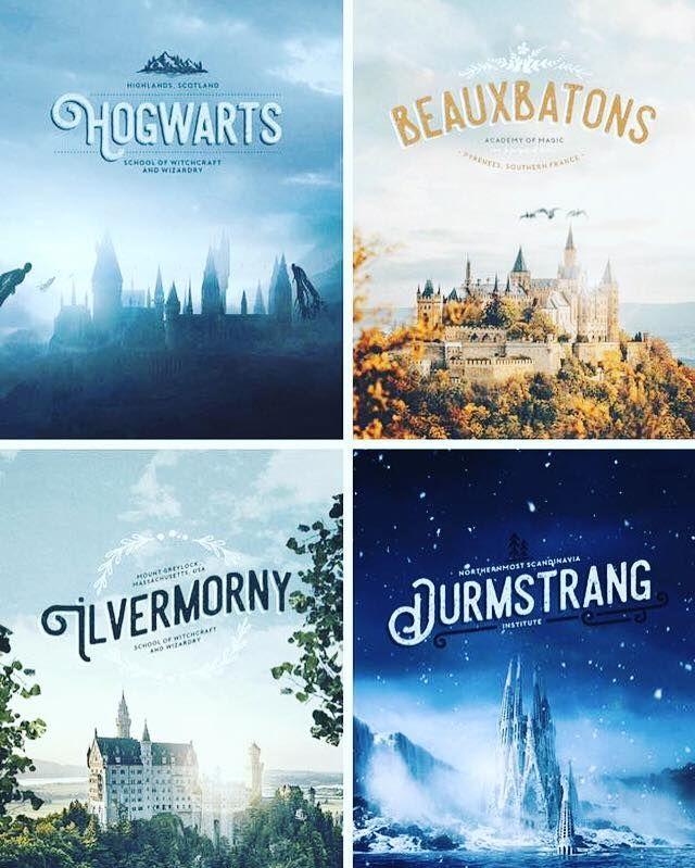 Harry Potter Wizarding Schools Hogwarts Of Scotland Beauxbatons Of France Durmstrang Of Sc Immagini Di Harry Potter Harry Potter Illustrazioni Harry Potter Bienvenue dans les contrées glaciales de bulgarie et sa celebre ecole de magie, à la renommée internationale. pinterest