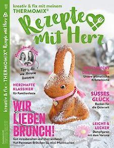 Zeitschrift Rezepte rezepte mit herz unser magazin thermomix