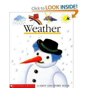 Weather First Discovery Books Books Discovery Weather