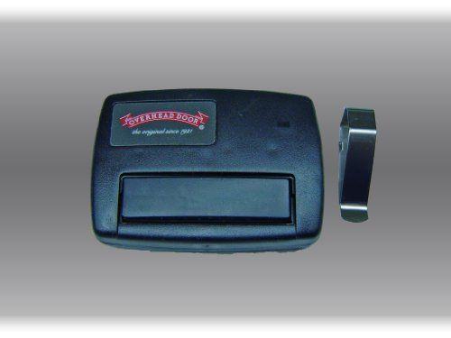 Overhead Door 390mhz 9 Dip Switch Remote 1 Button By Overhead Door 28 99 9 Switch Trinary Dip Switc Overhead Door Garage Storage Organization Old Fashioned