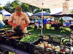 Tuesday is a market day @ Beaverdale Farmers Market in Des Moines, Iowa 4:30pm - 7:30pm http://farmersmarketonline.com/fm/BeaverdaleFarmersMarket.html