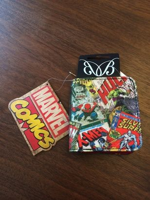 Captain America Wields His Mighty Shield Cuff Links T-Shirt Wallet and Metal Lunch Box on the redditgifts Marketplace