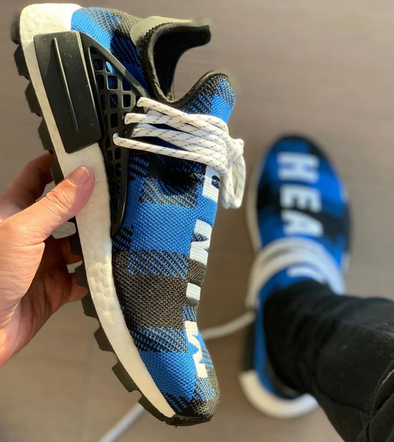 adidas heart mind shoes