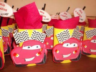 cars sorpresas