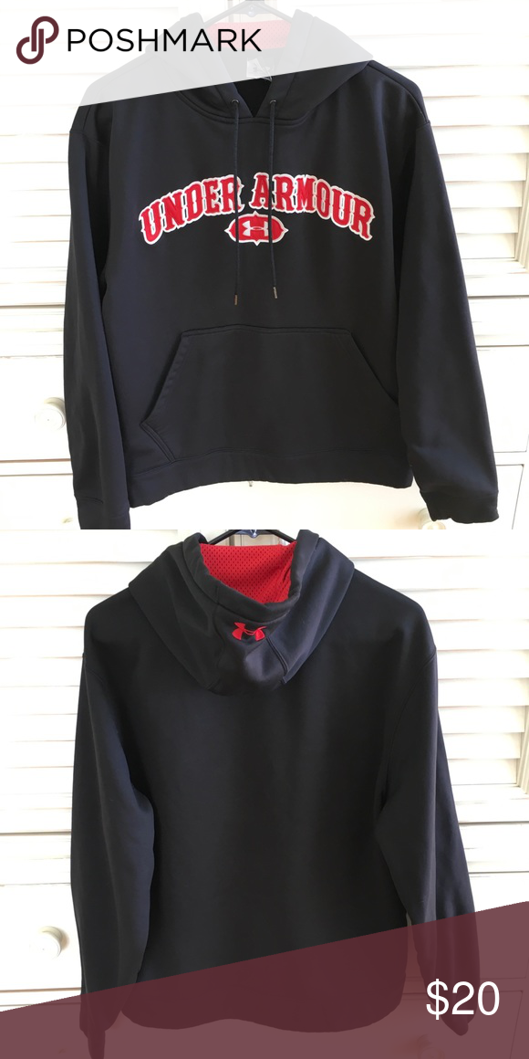 644999e77d1 Men's Under Armour Pullover Sweat Shirt In great condition! Non smoker home  and I give