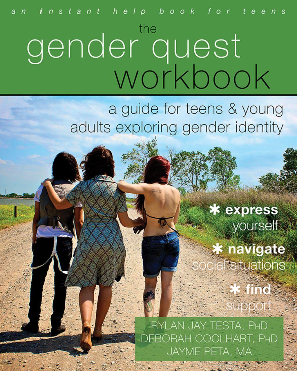 The Gender Quest Workbook Ebook