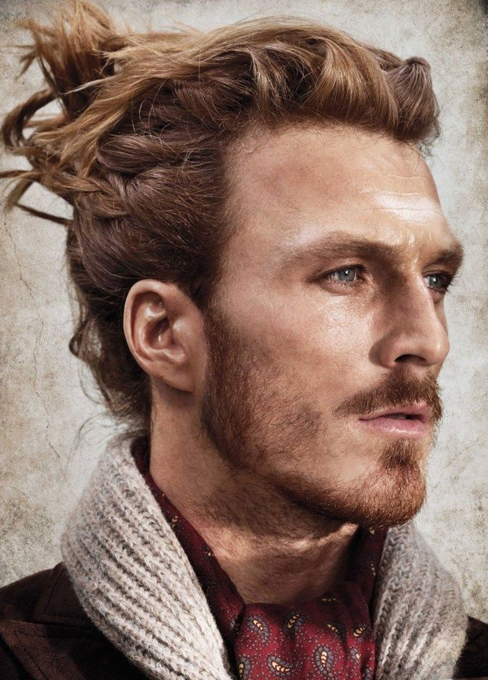 1001 Conseils Et Looks Cool Pour Trouver La Coupe Homme Parfaite Modele Coiffure Homme Cheveux Mi Long Homme Cheveux Attaches Homme