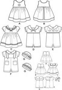 This is an image of Bright Free Printable Toddler Dress Patterns