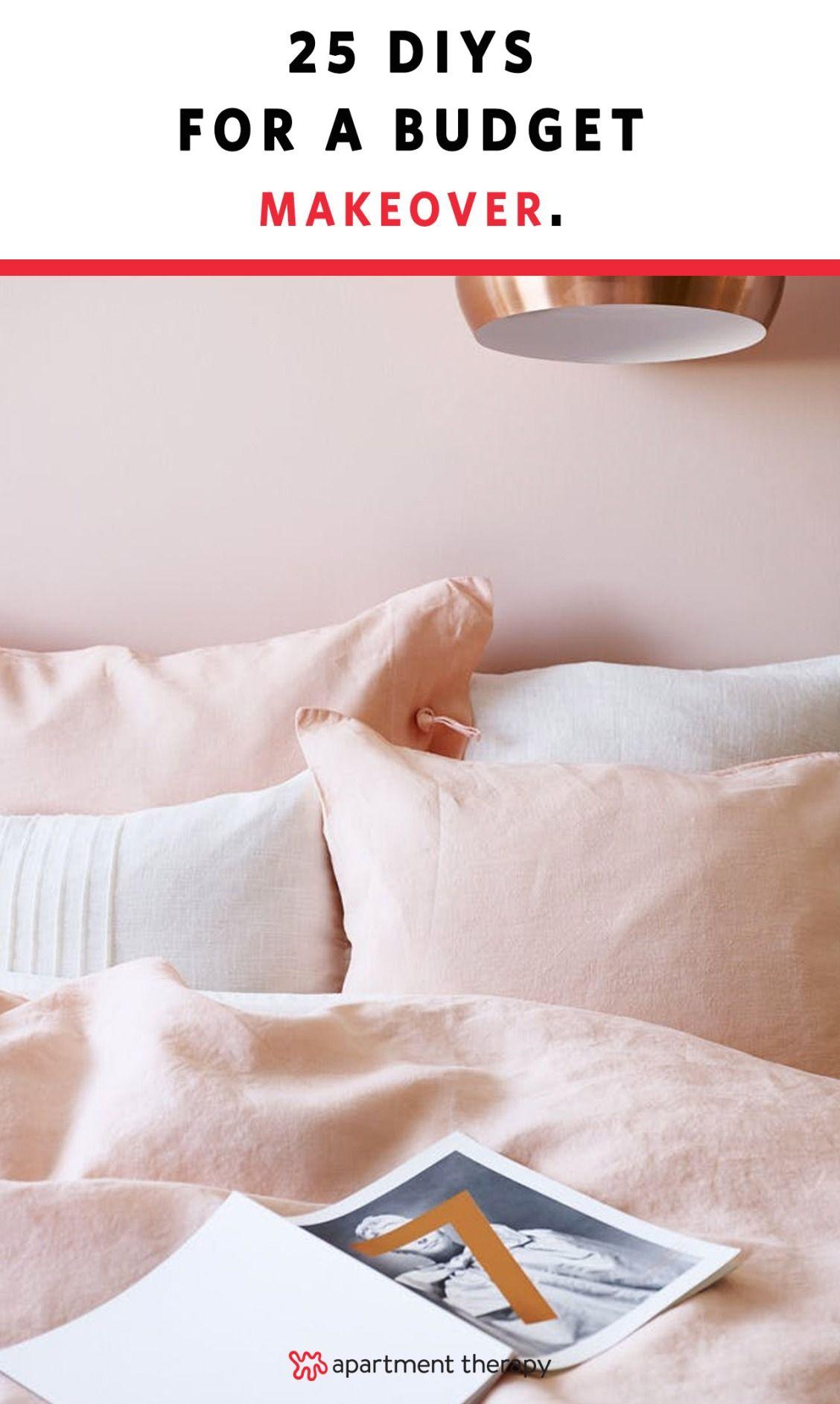25 Stylish DIYs for a Beautiful Bedroom on a Budget | DIY ...