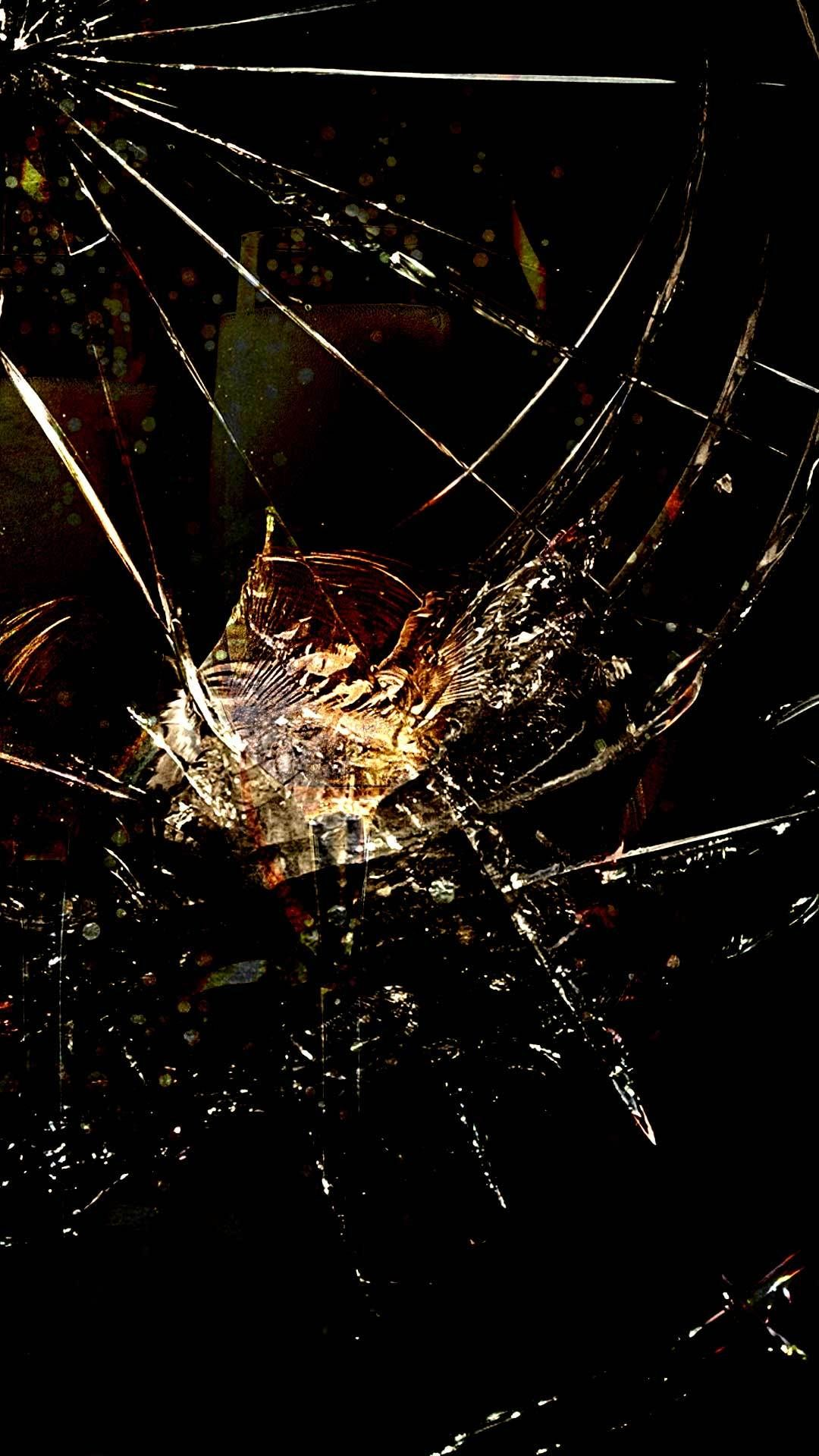 cracked screen wallpaper android apps on google play