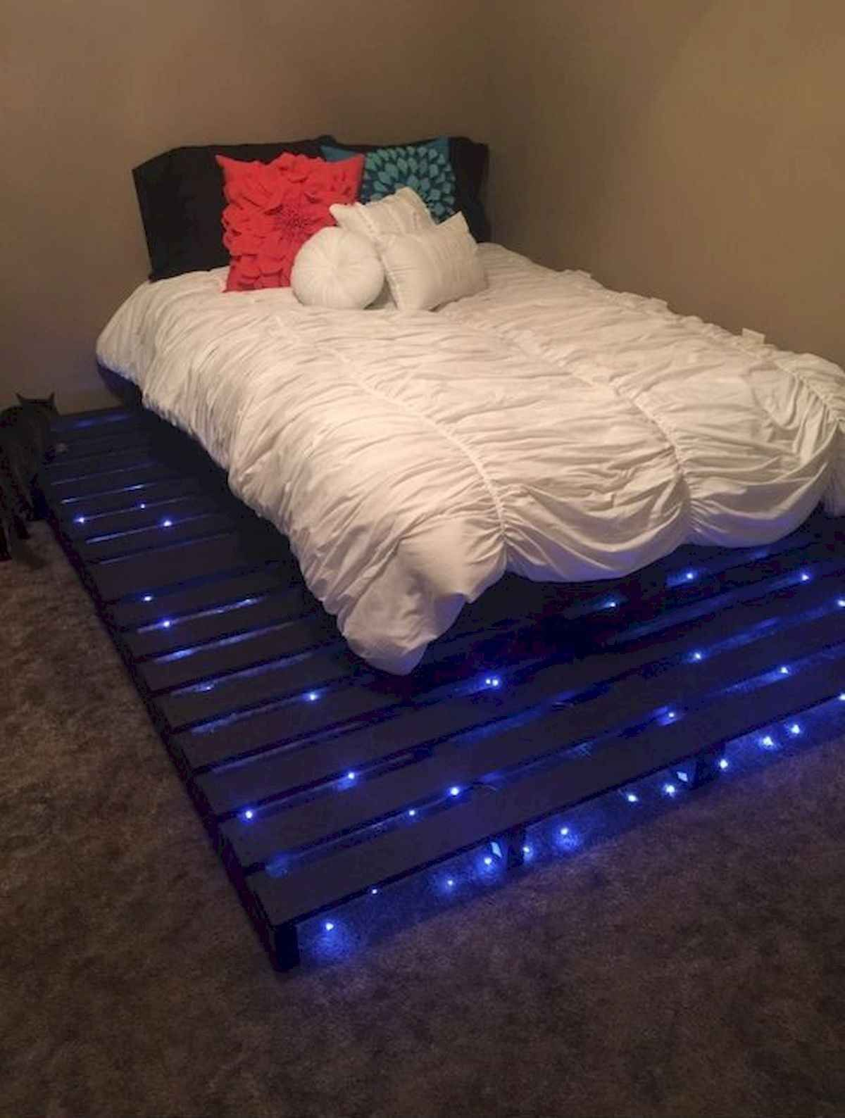 50 Creative Recycled Diy Projects Pallet Beds Design Ideas 12