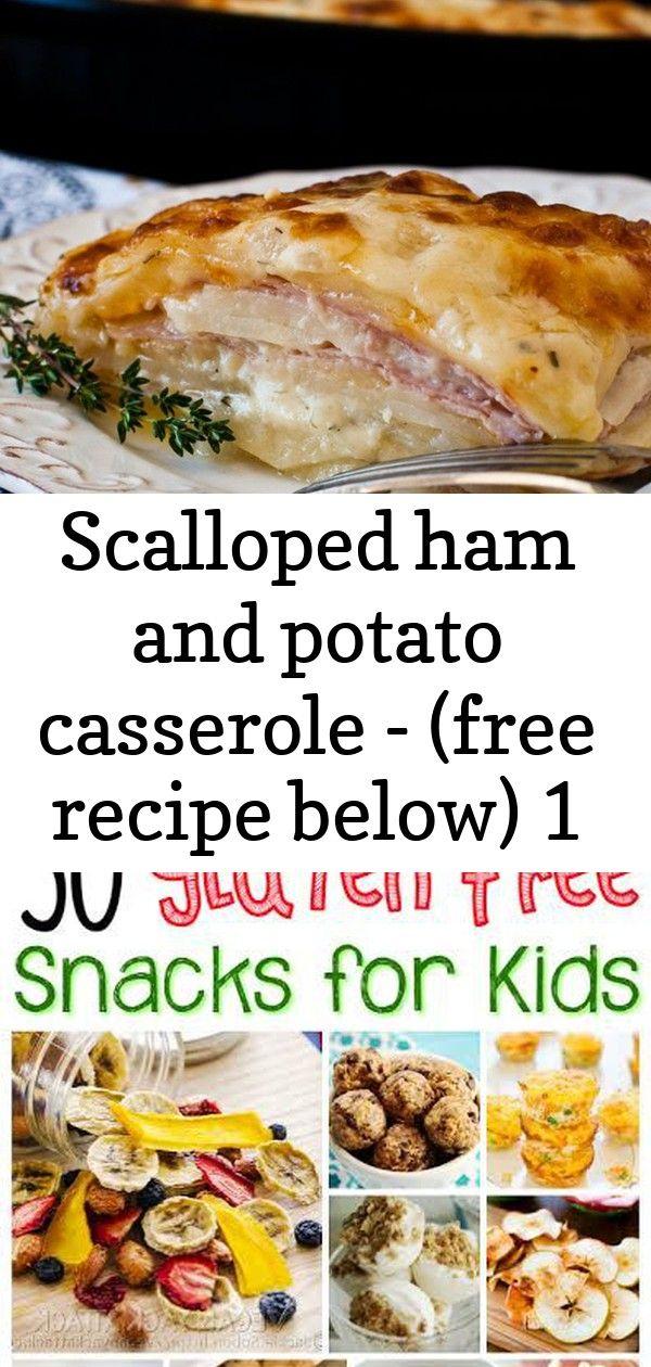 Photo of Scalloped ham and potato casserole – (free recipe below) 1
