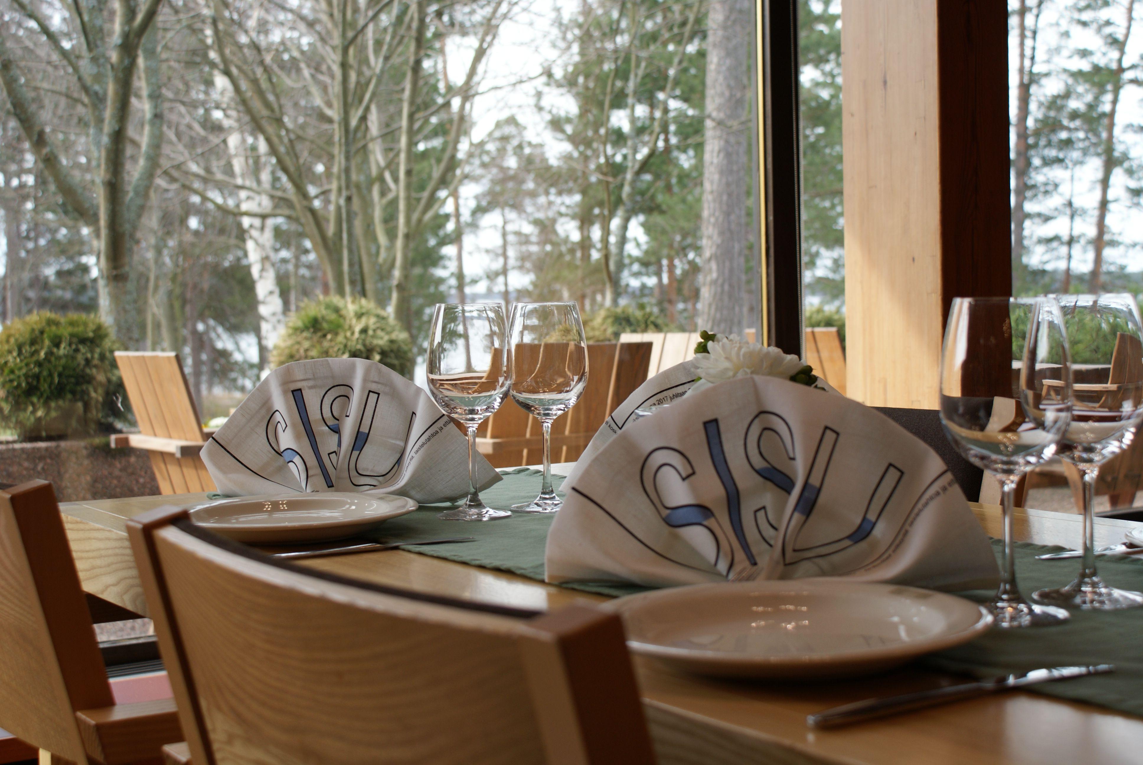 Ravintola Johanna, Hanasaari.