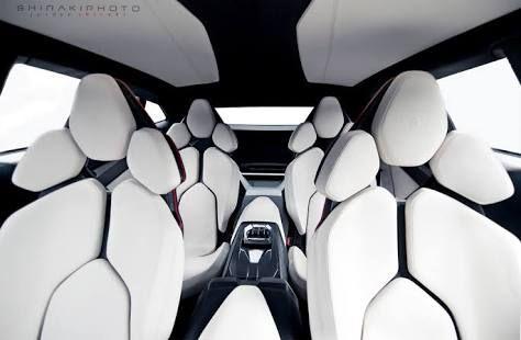 Lamborghini Urus Pesquisa Google Interior Car Sketch Designs