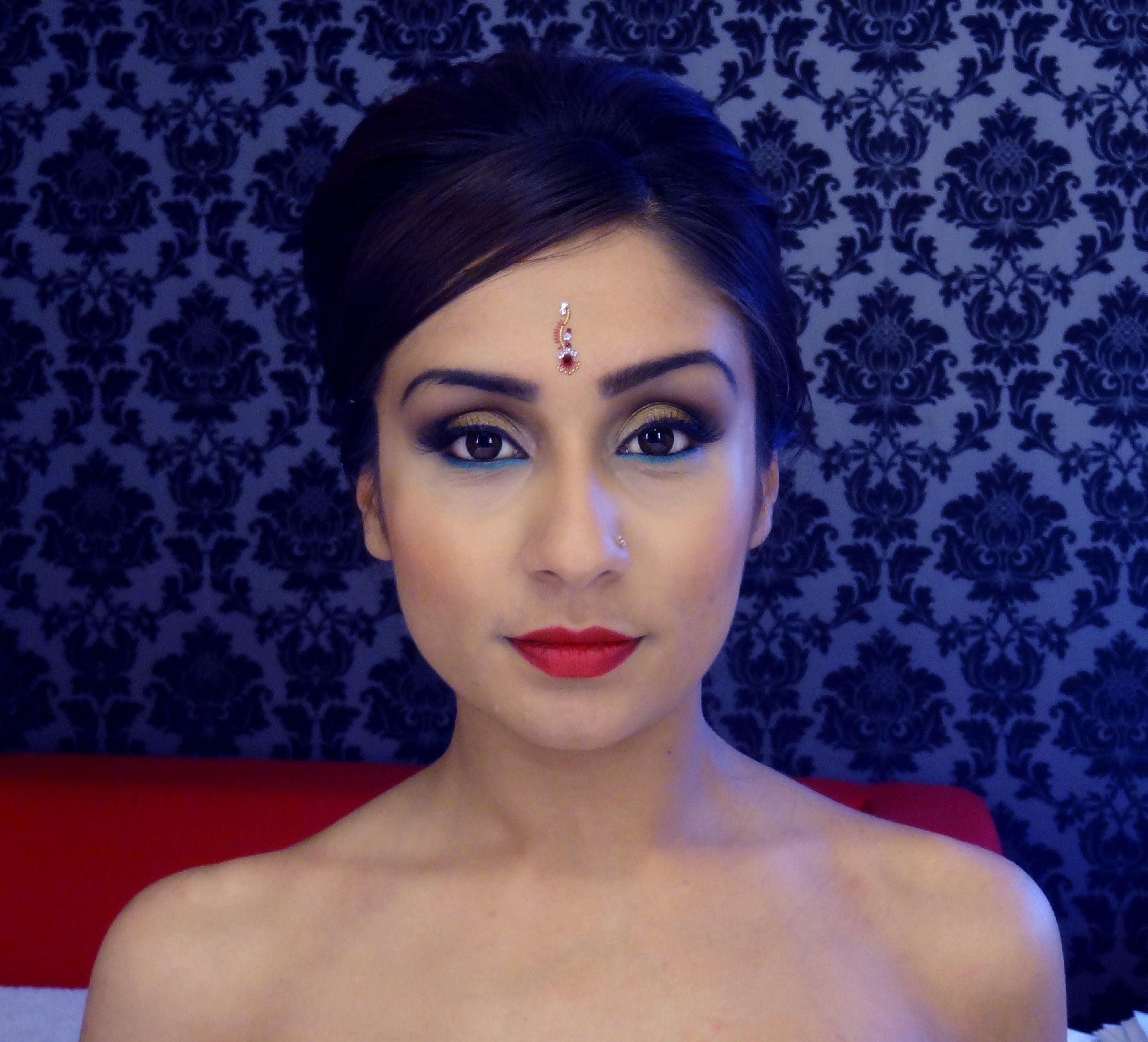 Makeup by Raji (Indian/Pakistani Wedding makeup tutorial