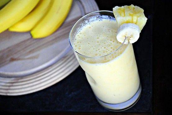 Frullato di mango e ananas  http://www.naturopatika.com/frullato-di-mango-e-ananas/