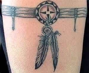 Indian Feather Tattoo 2 – Qaccipinho