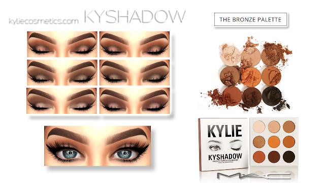Eyeshadow by maccosimetics Sims