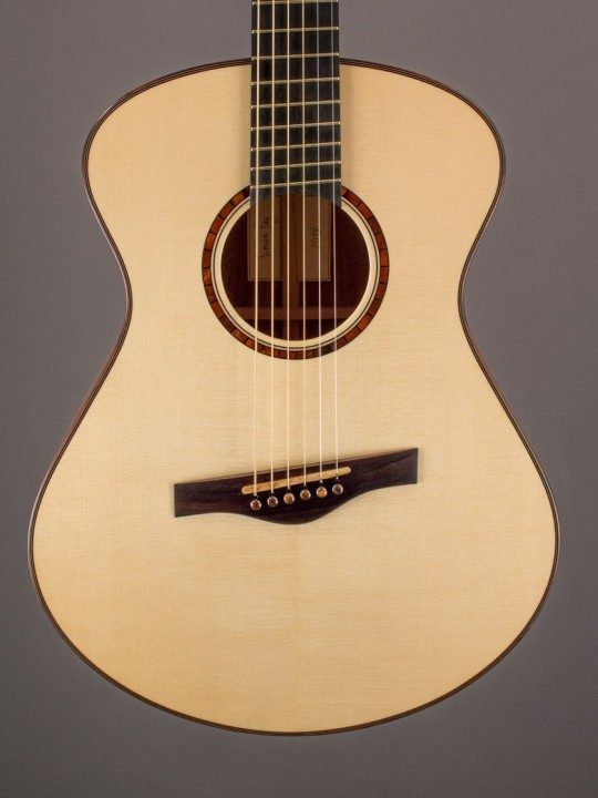 Brand New Simon Fay Model One, Cuban Mahogany/Engelmann - Multiscale - Steel String Guitars - Guitars - Instruments