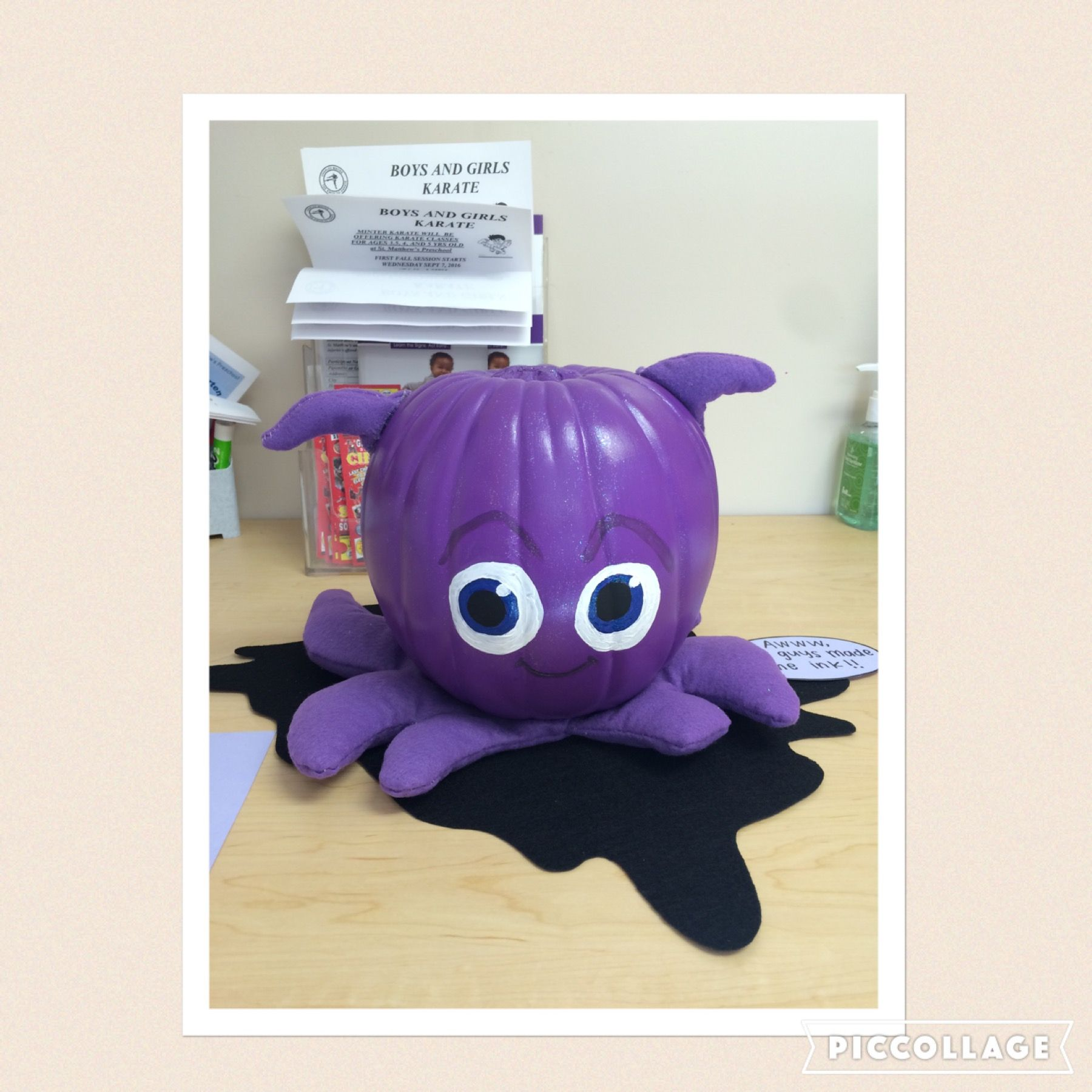 Craft Pumpkin, Pearl From Finding Dory, Finding Nemo