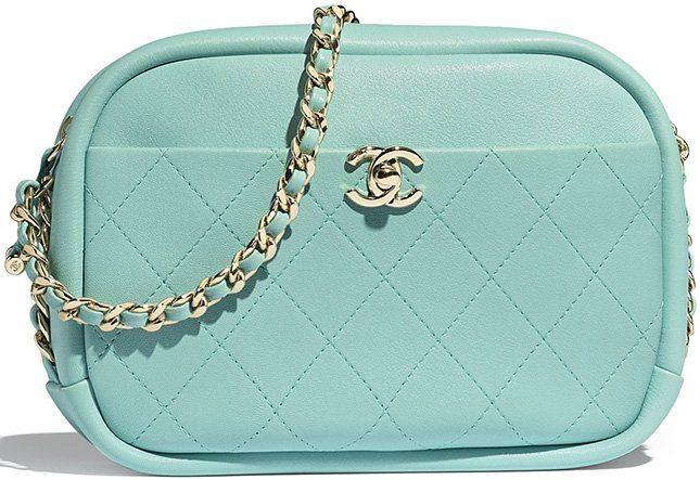 a1ec51348b48 Chanel Medium Casual Trip Camera Case Crossbody Bags