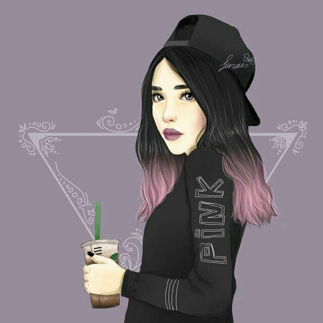 Pin by Monica Atef on Girly-M in 2019 | Girl cartoon, Girly