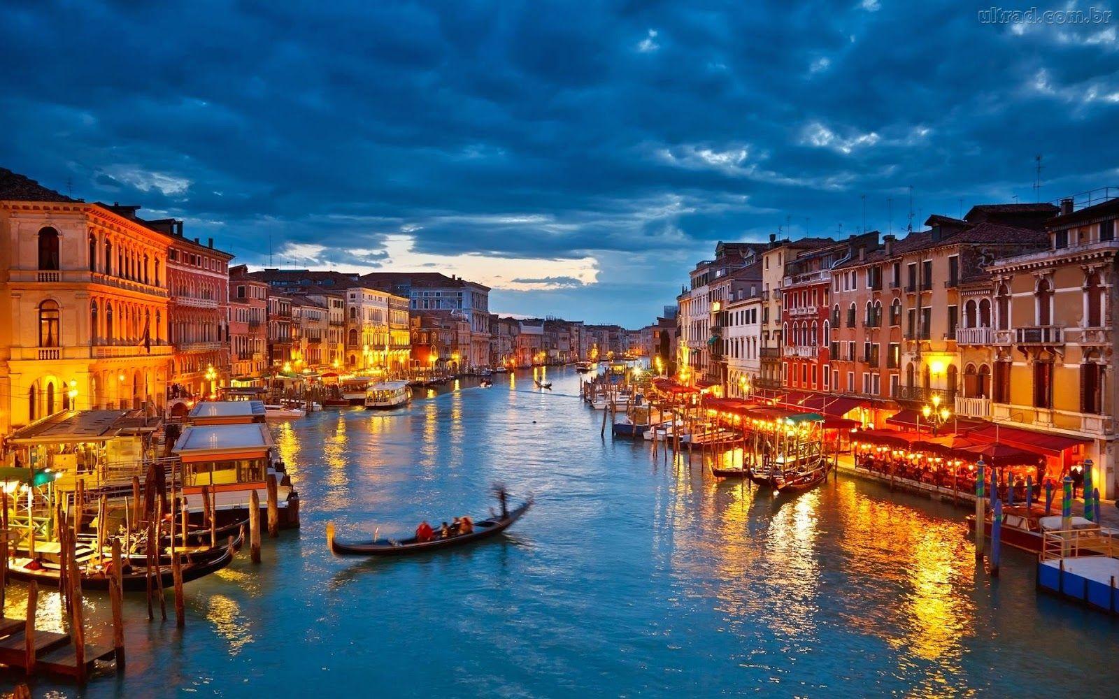 INOVAR TOUR: Veneza, bonita a qualquer hora.