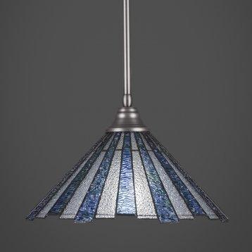 Astoria Grand Ratchford 1 Light Single Cone Pendant Cone Pendant Light Schoolhouse Pendant