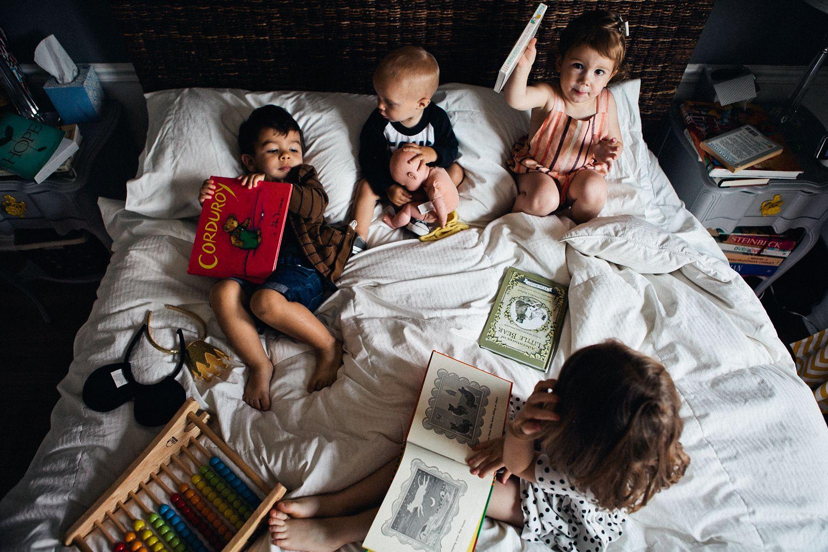 Как научить ребенка наводить и поддерживать порядок - 4