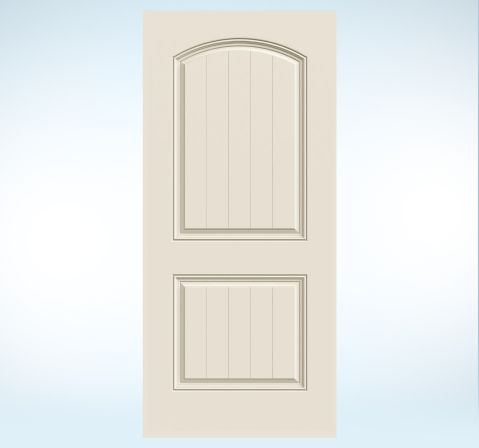 Sp 24 Smooth Pro Fiberglass All Panel Exterior Door Jeld Wen Doors