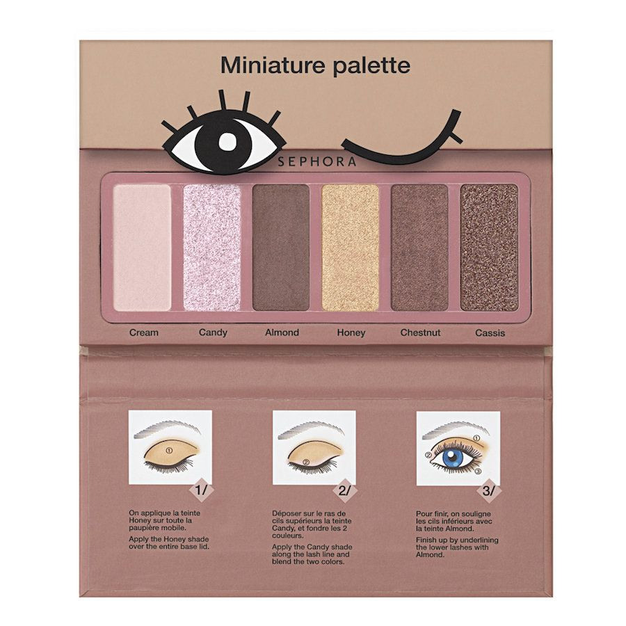 4e2be5d1381 Sephora made a Barbie makeup kit and this Donut Shades eyeshadow palette  will be in there! Click above for more details on the new Barbie makeup  collection.