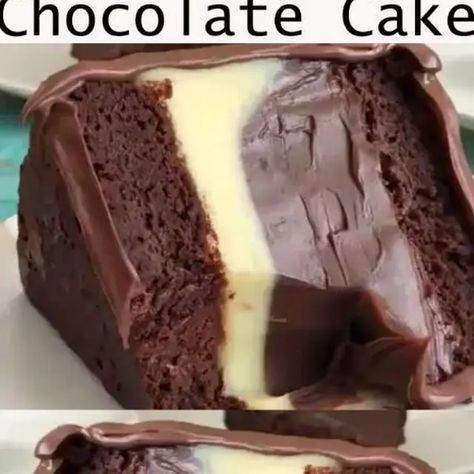 The Most Amazing Classic Chocolate Cake