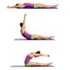 Hard Core Pilates – Amazing core workout! #pilatesvideo