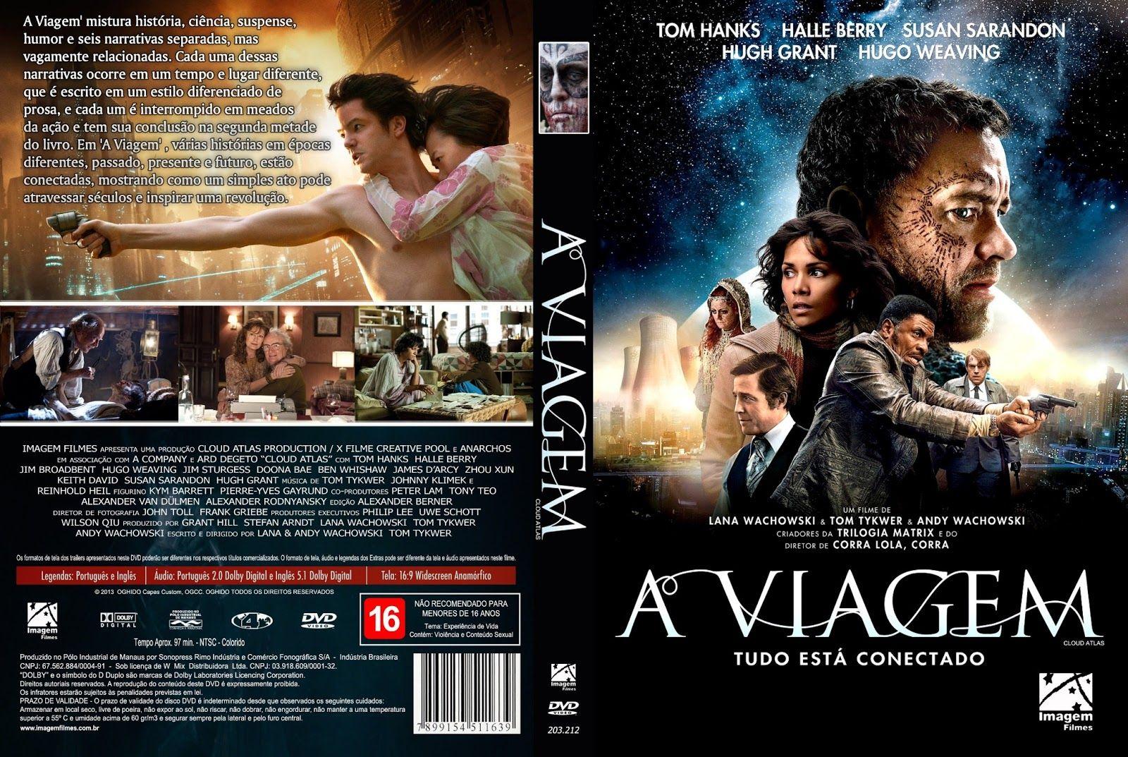 A Viagem 2012 Filmes Colecao A Viagem Filmes E Tom Hanks