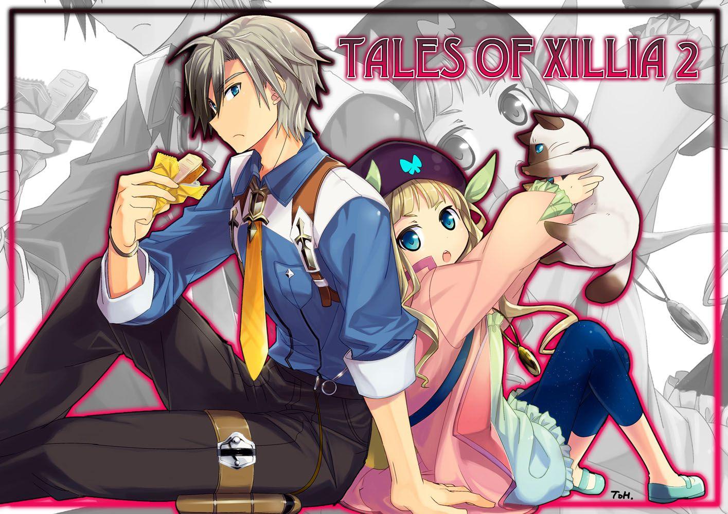 Tales Of Xillia 2 Lunch Break Tales Of Xillia Tales Tales Series
