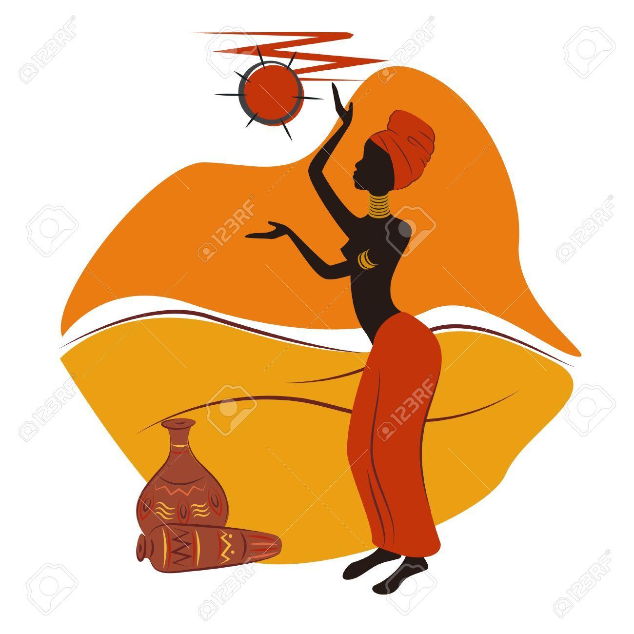 Dibujos africanos etnicos buscar con google dibujos - Africaine dessin ...