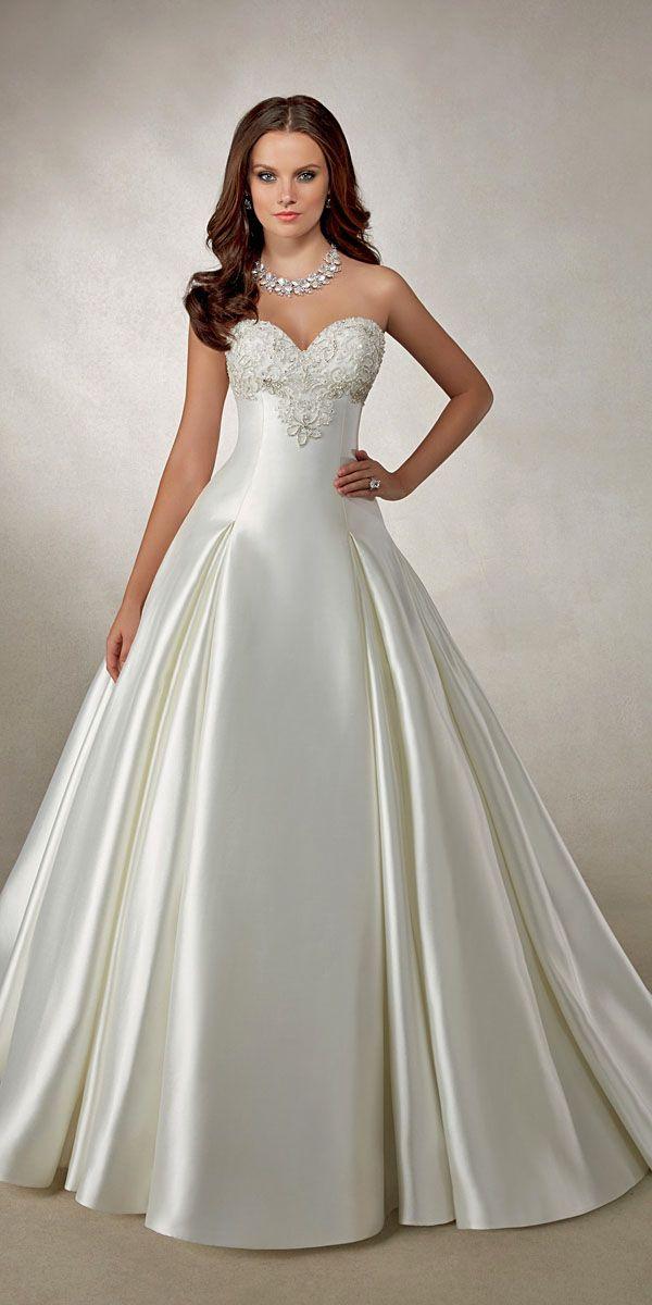 18 wedding ball gownsamelia sposa & ronald joyce   meredith