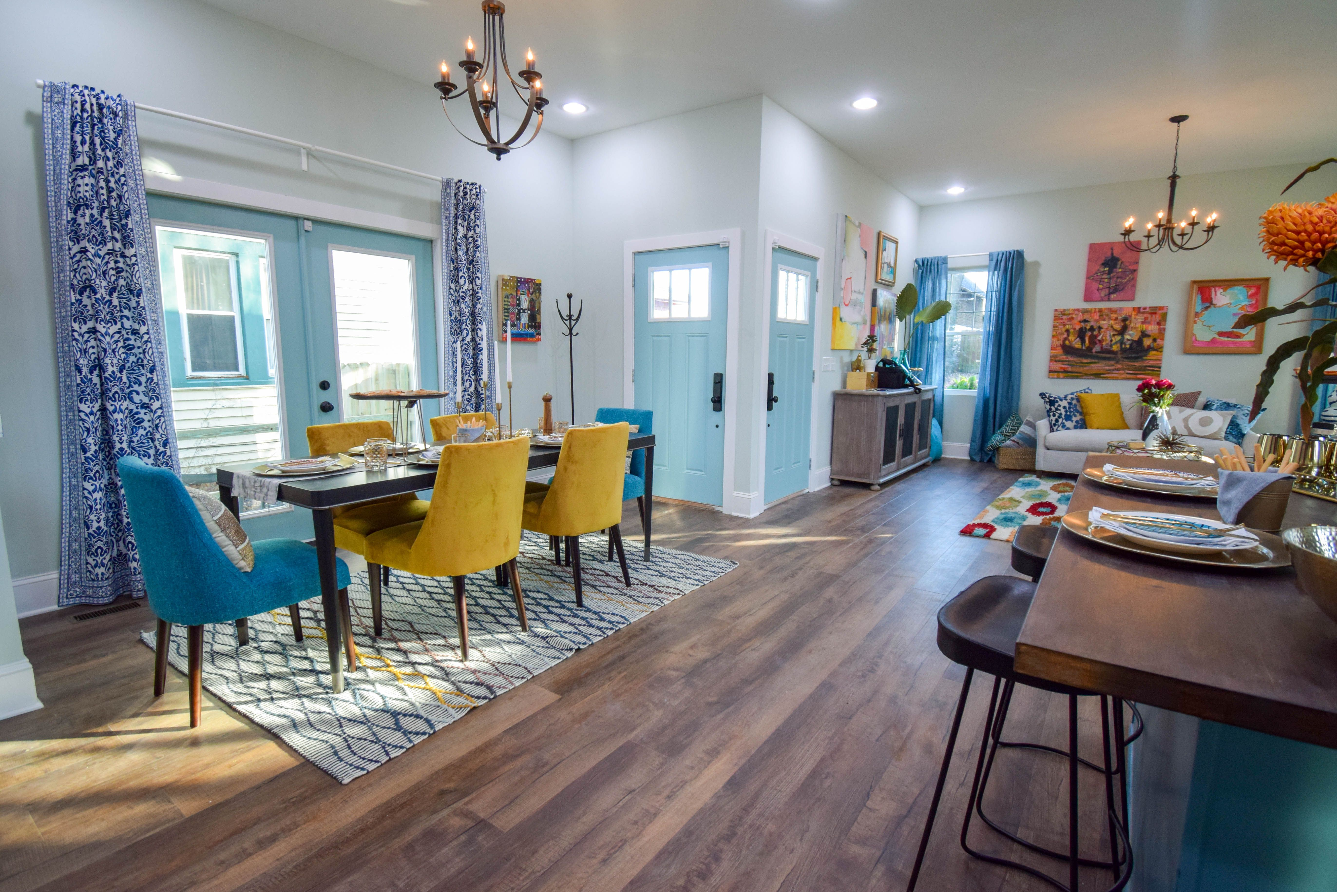 Dining Room From New House Old Spirit Hgtv House Home Decor Styles Home
