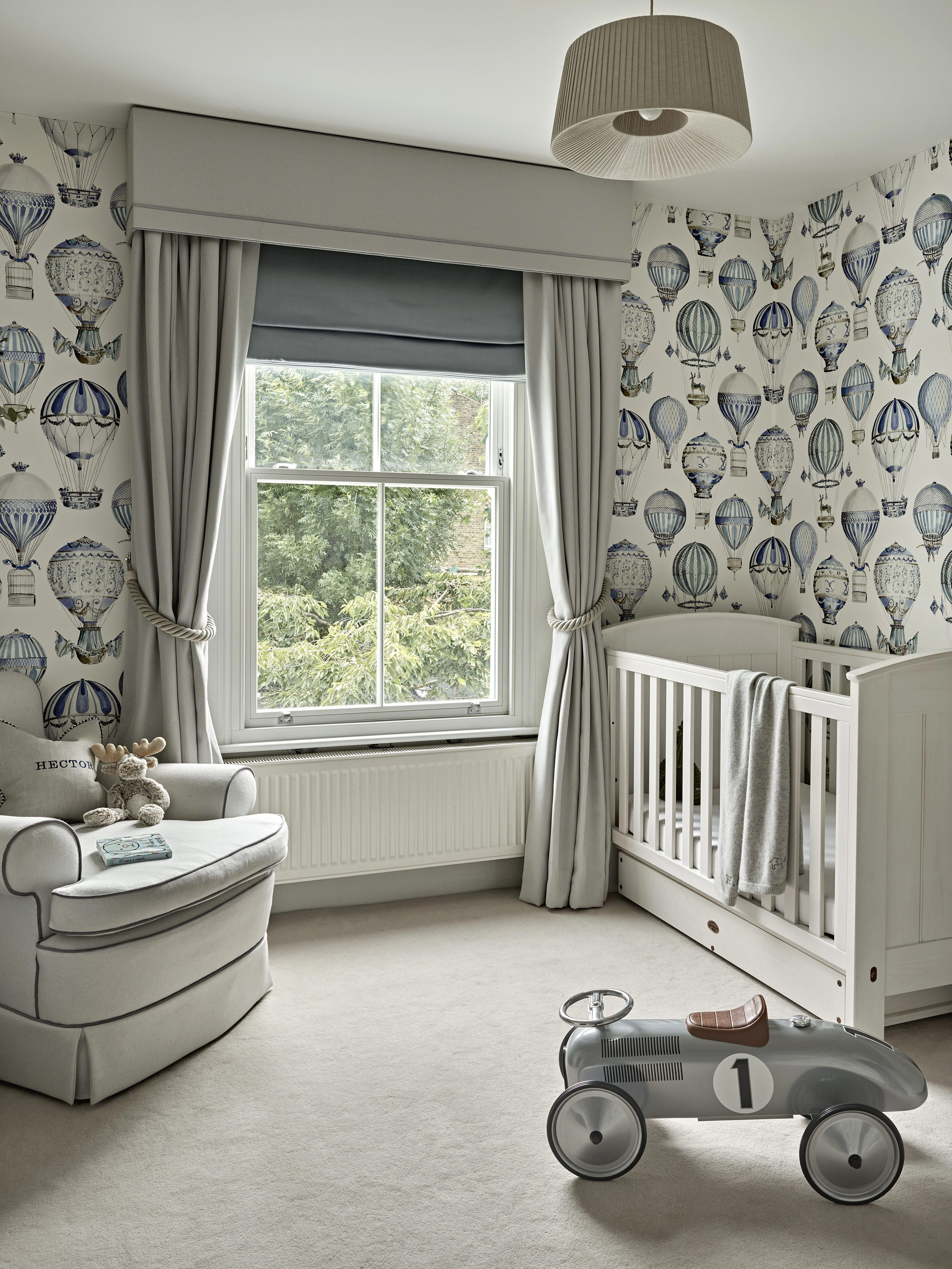Baby London magazine creating your dream nursery