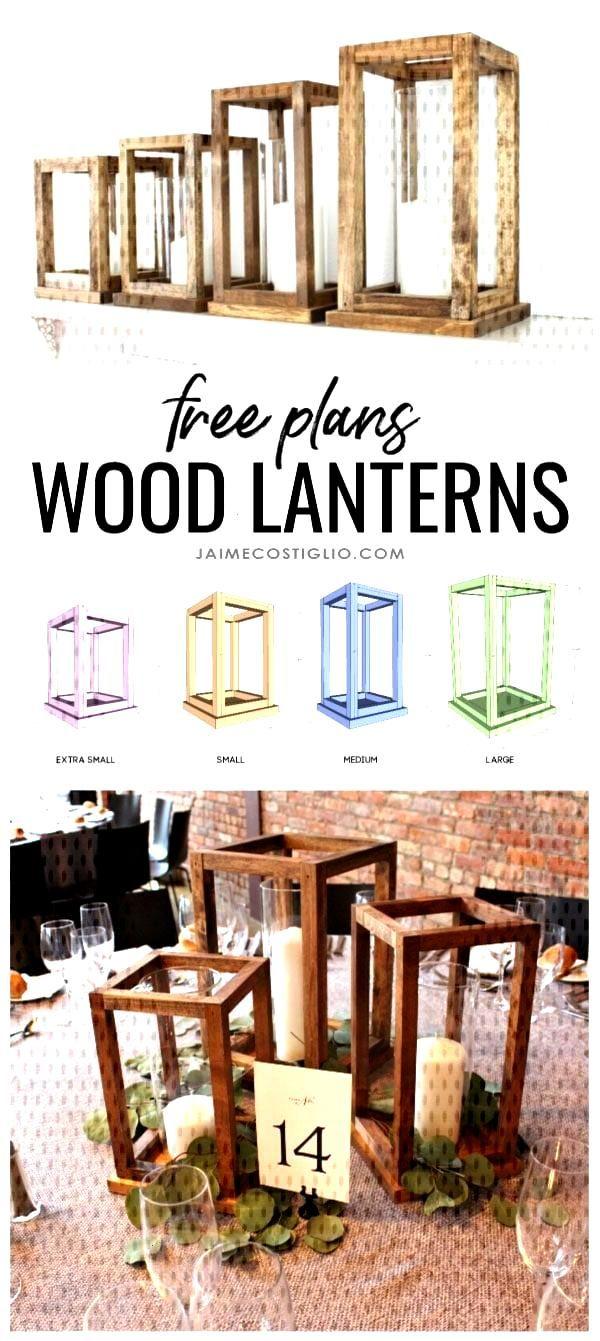 Wood Lantern Centerpieces Free Plans,  Wood Lantern Centerpieces Free Plans,