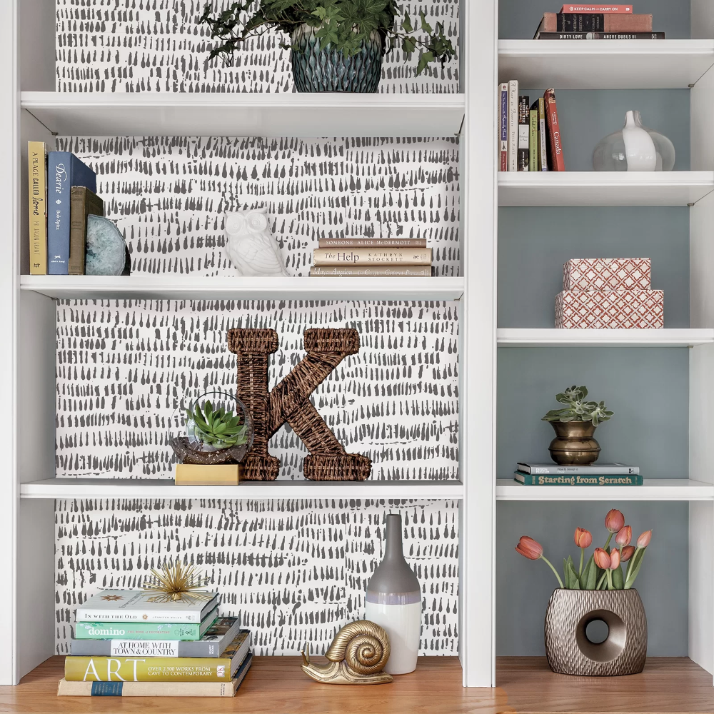 Tariq 18 L X 20 5 W Texture Peel And Stick Wallpaper Roll In 2021 Wallpaper Roll Peel And Stick Wallpaper Home Decor