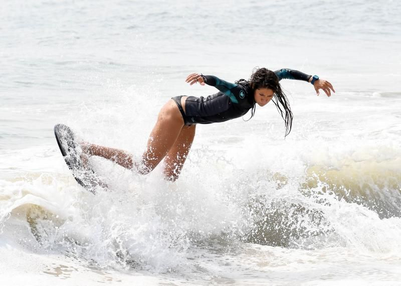 Amber Torrealba Took First In The Women S Pro Division Indian River Dewey Beach Places In California