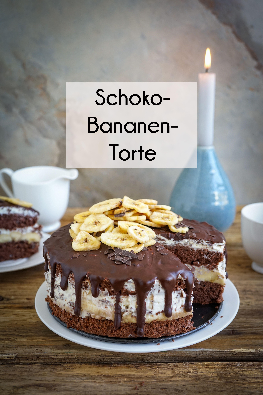 Photo of Schoko-Bananen-Torte
