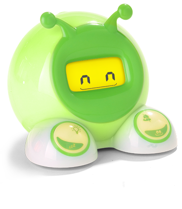 Ok to Wake clock for younger children, teaching them to