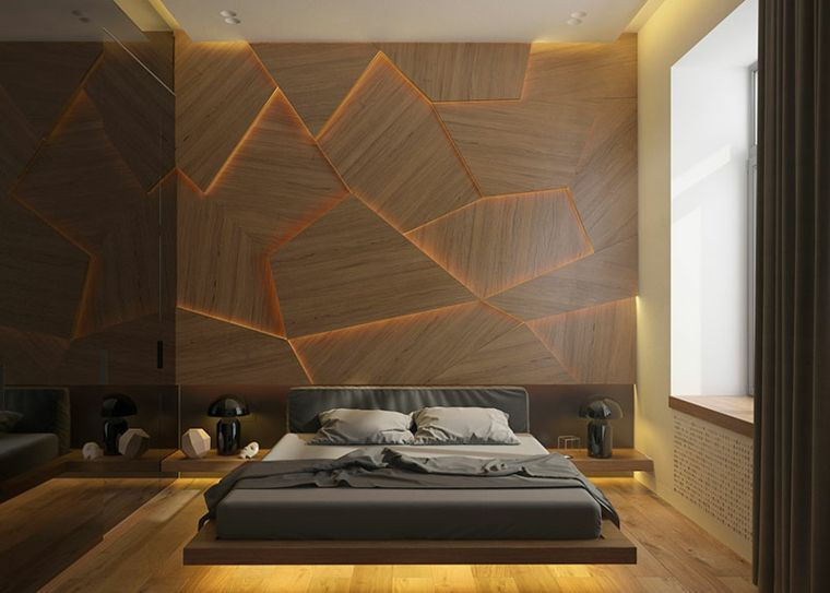 paredes madera suelos claros Paredes Pinterest