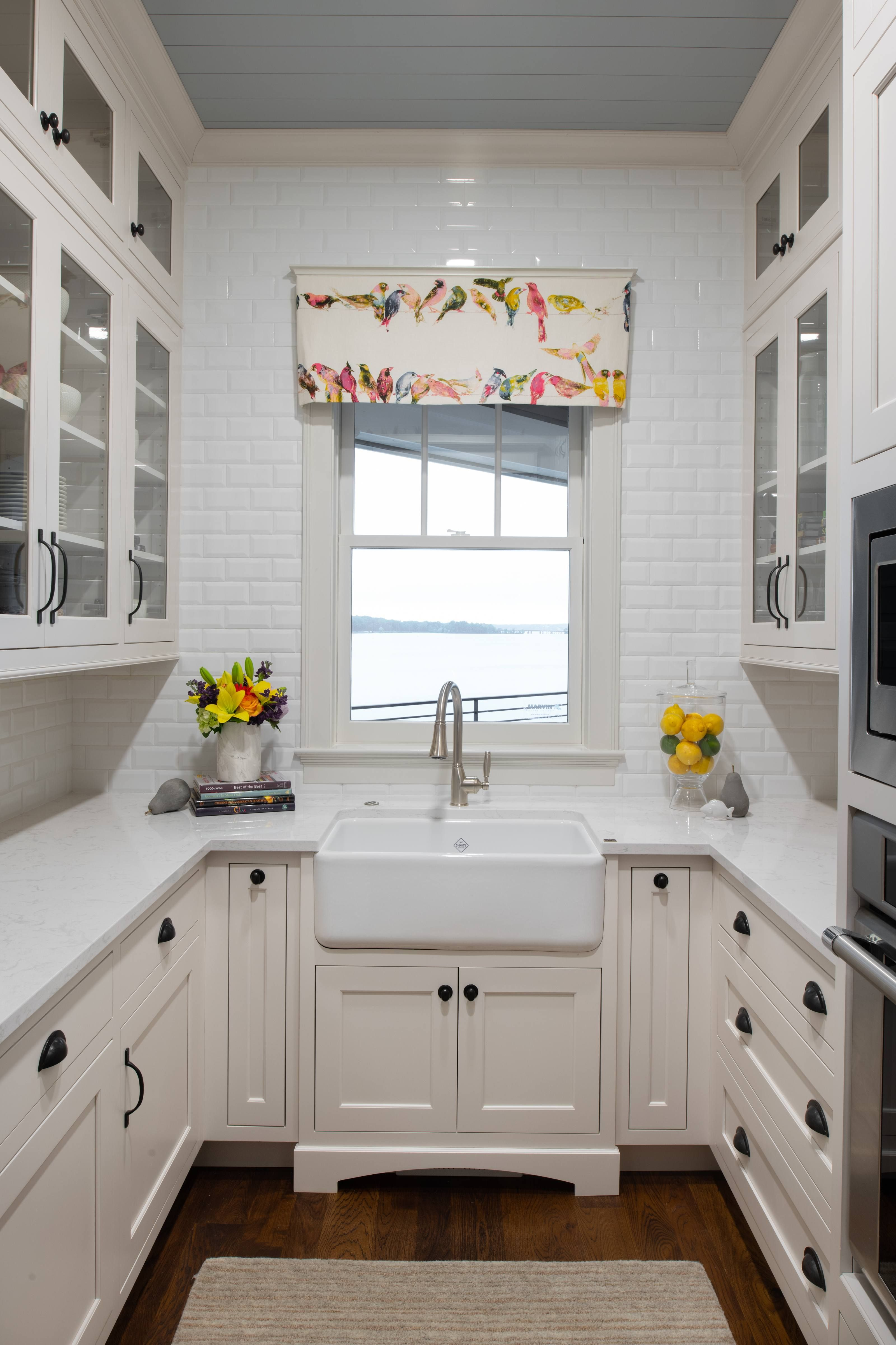 Inspiration Cuisine En U cambria countertops – beauty and durability throughout the