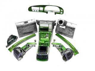 Commodore Ute VR VS custom painted dash kit holden hsv full