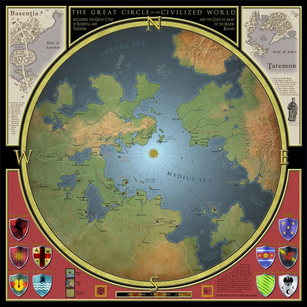 Pin by ben rose on maps worlds and nations pinterest map circle of the world gumiabroncs Gallery