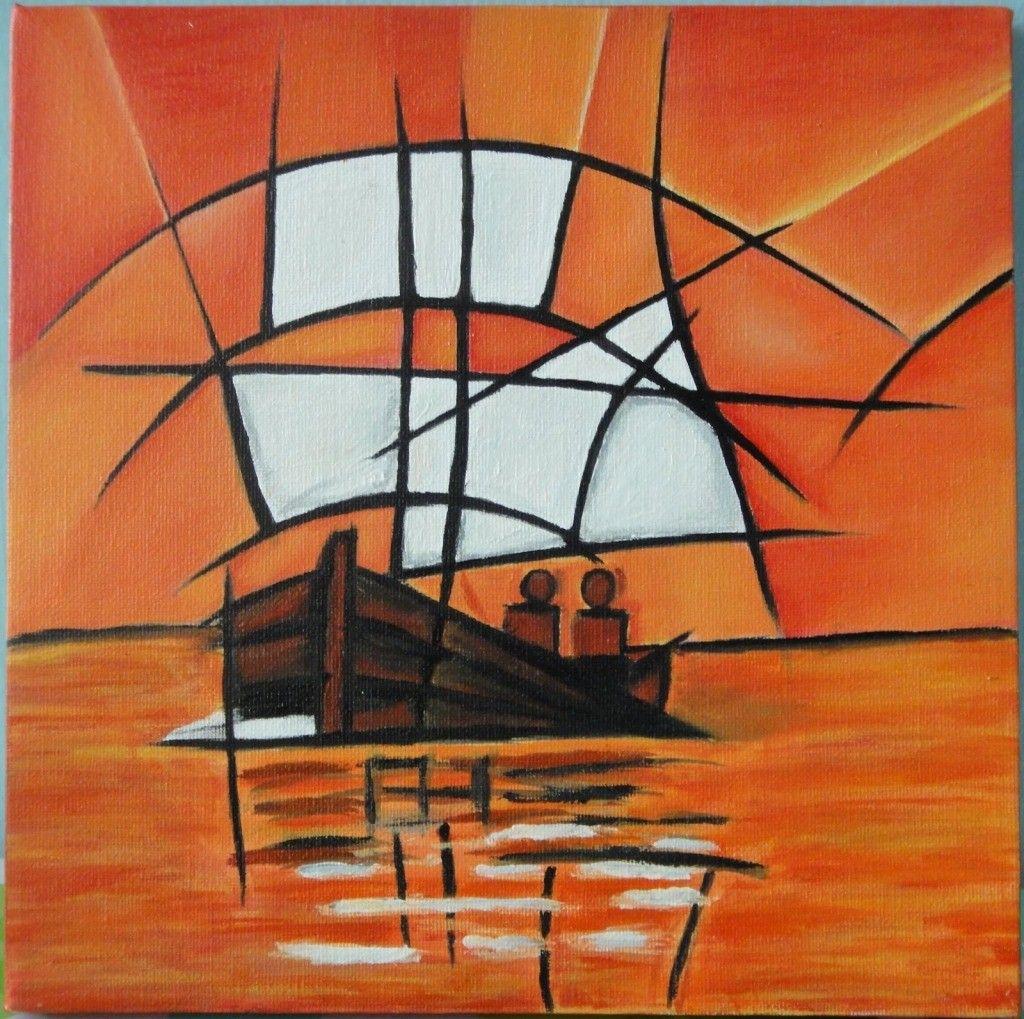 40 easy acrylic canvas painting ideas greenorccom - HD1024×1019